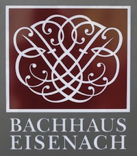 Logo des Bachhauses in Eisenach